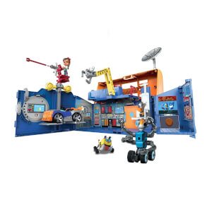 Rusty Rivets Laboratuvar Seti