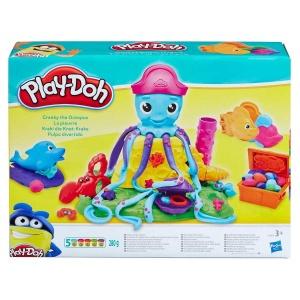 Play Doh Oyuncu Ahtapot E0800