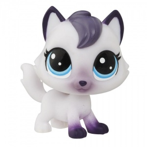 Littlest Pet Shop Tekli Miniş 2 (Birma Bluepoint)