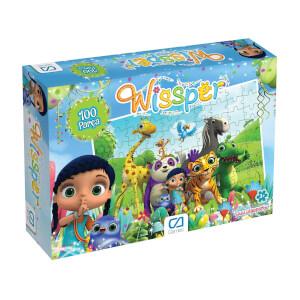 100 Parça Puzzle : Wissper