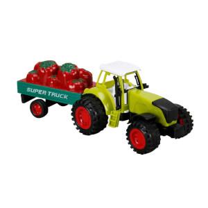 Çiftlik Aracı Römorklü Traktör