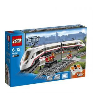 LEGO City Yüksek Hızlı Yolcu Treni 60051