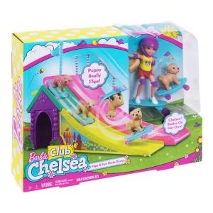 Barbie Chelsea'nin Kaykay Pisti FBM99