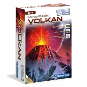 İlk Keşiflerim - Volkan