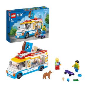 LEGO City Great Vehicles Dondurma Arabası 60253
