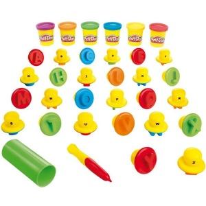 Play Doh Harfleri ve Kelimeleri Öğreniyorum
