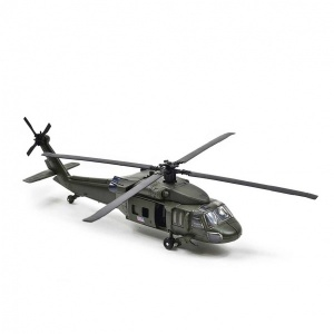 1:60 Sky Pilot UH-60 Black Hawk Model Kit Helikopter