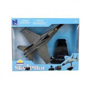 1:72 Uçak Pilot