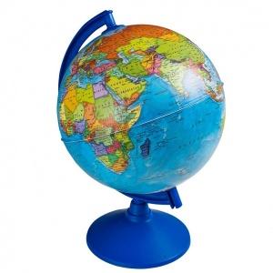 Siyasi Dünya Küresi 26 cm.