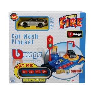 1:43 Street Fire Araba Yıkama Oyun Seti