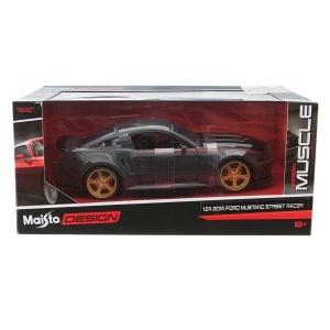 1:24 Maisto Ford Mustang Street Racer 2014 Model Araba
