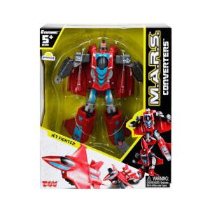 M.A.R.S. Dönüşebilen Robot