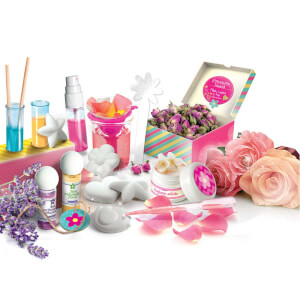 Deney Seti : Parfüm Laboratuvarı