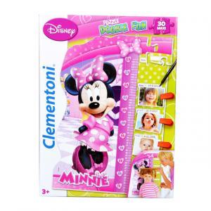 30 Parça Maxi Puzzle : Minnie Boy Cetveli