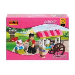 Şeker Kız Yapı Seti: Yaz Tatili