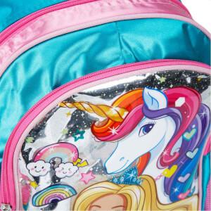 Barbie Çekçekli Okul Çantası 96504