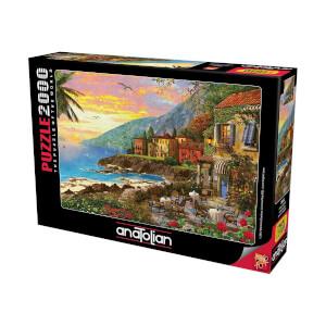 2000 Parça Puzzle : Akşam Güneşi