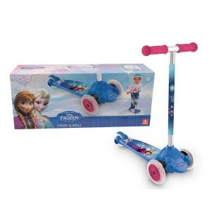 Frozen 3 Tekerlekli Twist-Roll Scooter