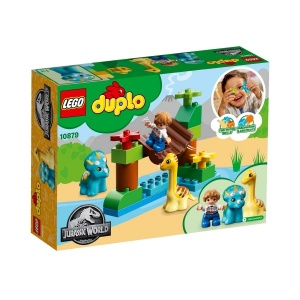 LEGO DUPLO Zarif Devler Hayvanat Bahçesi 10879
