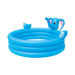 Filli Fiskiyeli Şişme Havuz