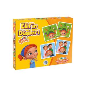 Elif'in Düşleri Hafıza Oyunu