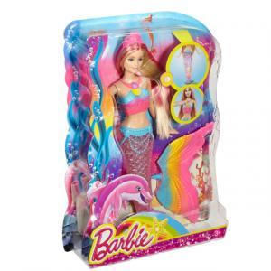 Barbie Işıltılı Gökkuşağı Denizkızı