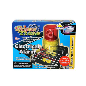Bilim Seti : Elektrikli Alarm