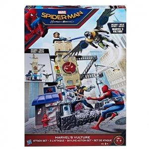 Spiderman Eve Dönüş Oyun Seti