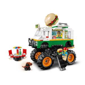 LEGO Creator Canavar Hamburger Kamyonu 31104