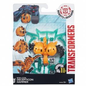Transformers Robots In Disguise Mini-Con Divebomb (Decepticon Hummer)