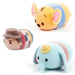 Tsum Tsum 4'lü Figür S2 (Woody-Roo-Dumbo)