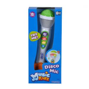 Renkli İlk Mikrofonum