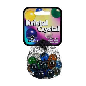 Renkli Kristal Misket