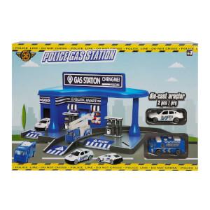 Benzin İstasyonu Oyun Seti