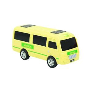 Sürtmeli Kırılmaz Minibüs 12 cm.
