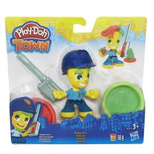 Play Doh Town Figürlü Hamur Seti