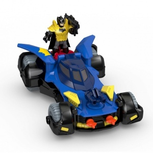 Imaginext DC Super Friends Deluxe Batmobile
