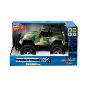 1:16 Sesli ve Işıklı Jeep