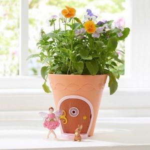 My Fairy Garden Peri Çiçek Saksısı