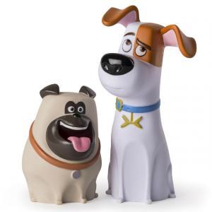 Evcil Hayvanların Gizli Yaşamı 2'li Figür(Max-Mel)