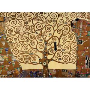 1000 Parça Puzzle : Tree of Life - Gustav Klimt
