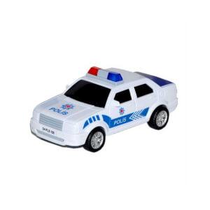 Sürtmeli Kırılmaz Polis Arabası 11,5 cm.
