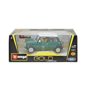1:18 Mini Cooper 1969 Yeşil Araba