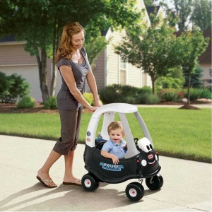 Little Tikes Cozy Coupe Polis Arabası