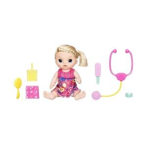 Baby Alive Ağlayan Bebeğim Türkçe/İngilizce Konuşan C0957
