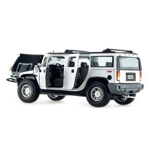 1:18 Maisto Hummer H2 Suv 2003 Model Araba