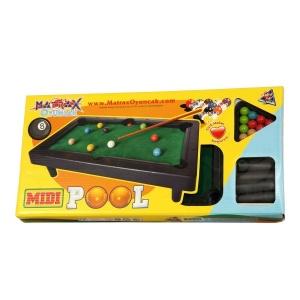 Midi Pool Orta Boy Bilardo Oyunu
