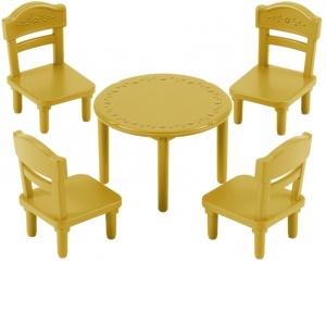 Sylvanian Families Masa ve Sandalye Takımı
