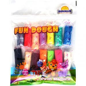 Fun Dough Oyun Hamuru 16'lı
