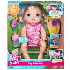 Baby Alive Emekleyen Bebeğim